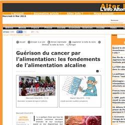 Guérison du cancer par l'alimentation: les fondements de l'alimentation alcaline