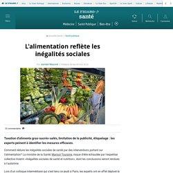 L'alimentation reflète les inégalités sociales