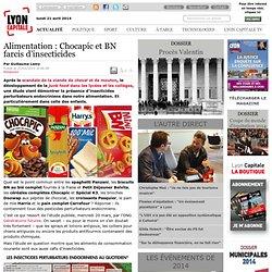 Alimentation : Chocapic et BN farcis d'insecticides / Société