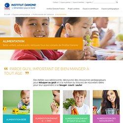 Alimentation - Institut Danone