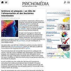 Sclérose en plaques: un rôle de l'alimentation et des bactéries intestinales