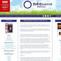 Alimentation vivante et cures de cru — NéoSanté Editions