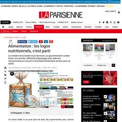 LE PARISIEN 10/05/16 Alimentation : les logos nutritionnels, c'est parti