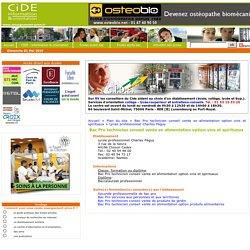 Bac Pro technicien conseil vente en alimentation option vins et spiritueux - Lycée professionnel Charles Péguy - 3 rue de la Sèvre BP 19607 - Gorges 44196 Clisson Cedex Loire-Atlantique Pays-de-la-Loire académie Nantes - enseignement-prive.fr