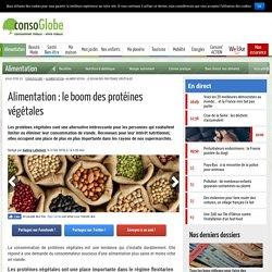 Alimentation : les ventes de protéines végétales explosent