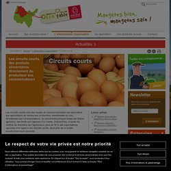 Circuits courts et alimentation responsable