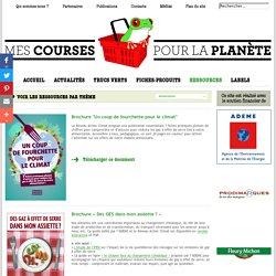 Alimentation / Ressources