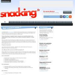 France Snacking, le magazine leader de l'alimentation et la restauration rapide et nomade