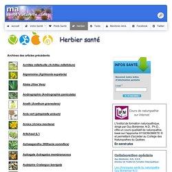ma santé naturelle - Informations quotidiennes en santé, nutrition, contrôle du poids et naturopathie