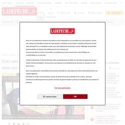 LA DEPECHE 15/03/21 Vers une alimentation locale et de qualité dans les cantines du Villefranchois