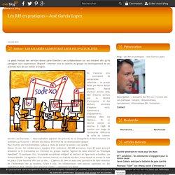 Sodexo : LES SALARIÉS ALIMENTENT LEUR FIL D'ACTUALITÉS - Les RH en pratiques - José Garcia Lopez