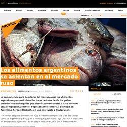 Los alimentos argentinos se asientan en el mercado ruso / Sputnik Mundo
