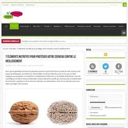Les aliments qui protègent le cerveau contre les démences