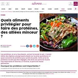 Aliments riches en protéines : Le top 15 des aliments les plus protéinés