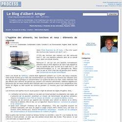 BLOG D ALBERG AMGAR 29/03/12 L'hygiène des aliments, les torchons et nous : éléments de réponse