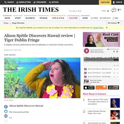 Alison Spittle Discovers Hawaii review