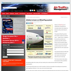Air Traffic Management - ATM and CMS Industry online, the latest air traffic control industry, CAA, ANSP, SESAR and NEXTGEN news, events, supplier directory and magazine
