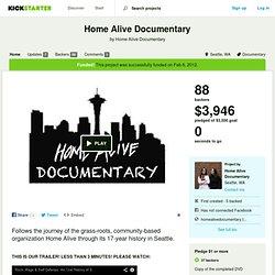 Home Alive Documentary by Home Alive Documentary