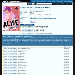 Alive - The Final Evolution