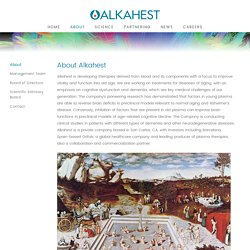 Alkahest - About Alkahest