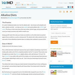 Alkaline Diet Plan Review: Does It Work?