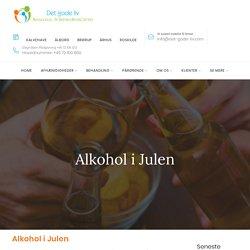Alkohol i Julen @ Det Gode Liv