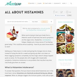 All About Histamines
