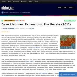 Dave Liebman: Expansions: The Puzzle