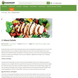 All About Salads - TazaMart