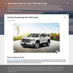 2021 GMC Acadia at Reliance Chrysler Dodge Jeep Ram