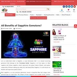 Astrological Benefits & Side Effects of Neelam & Pukhraj