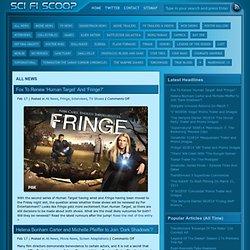 Sci Fi Scoop