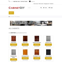 All Products - RTA Cabinets