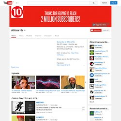 alltime10s's Channel