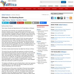 Ethiopia: The Banking Boom