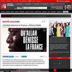 «Qu'Allah bénisse la France» d'Abd al Malik