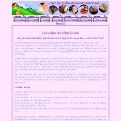 L'art de l'allaitement maternel - Presse - Les selles du bébé allaité