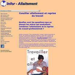 Semaine Mondiale de l'Allaitement Maternel - 2003