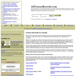 AllCensusRecords.com
