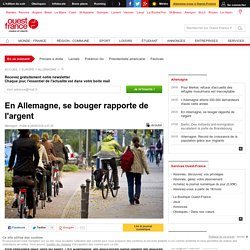 En Allemagne, se bouger rapporte de l'argent