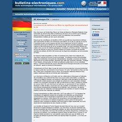 06/06> BE Allemagne574> La présence de méthane sur Mars ne signifie pas nécessairement la vie