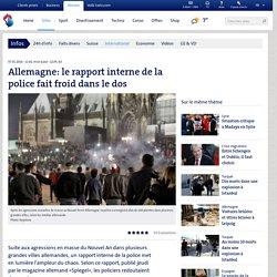 Allemagne: le rapport interne de la police fait froid dans le dos