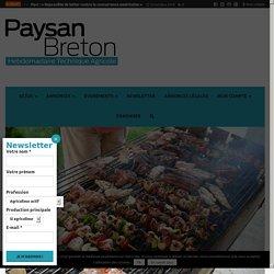 PAYSAN BRETON 04/05/16 L'Allemagne fait le point sur sa viande en 2015