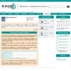 Allemand - Académie de Rouen - ENT & allemand (1)