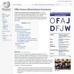 1963 2013 50 ans d 39 amiti franco allemande pearltrees - Office franco allemand pour la jeunesse ...