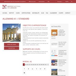 Institut National des Langues