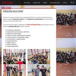 Migliore psicologia dello sport Milano