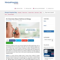 Asthma & Allergy Treatment in Manipal Hospital