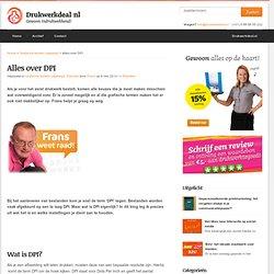 Grafische termen uitgelegd - Drukwerkdeal blog: Het laatste nieuws over jouw online drukkerij