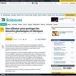 Une alliance pour partager les données génomiques et cliniques